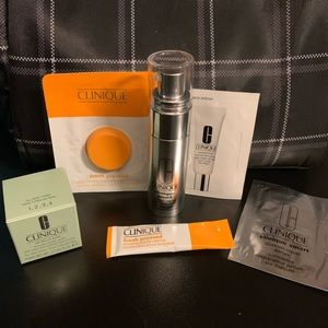 Clinique Make-up Sample Selection